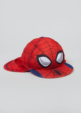 Kids Spider-Man Surf Hat (12mths-7yrs)