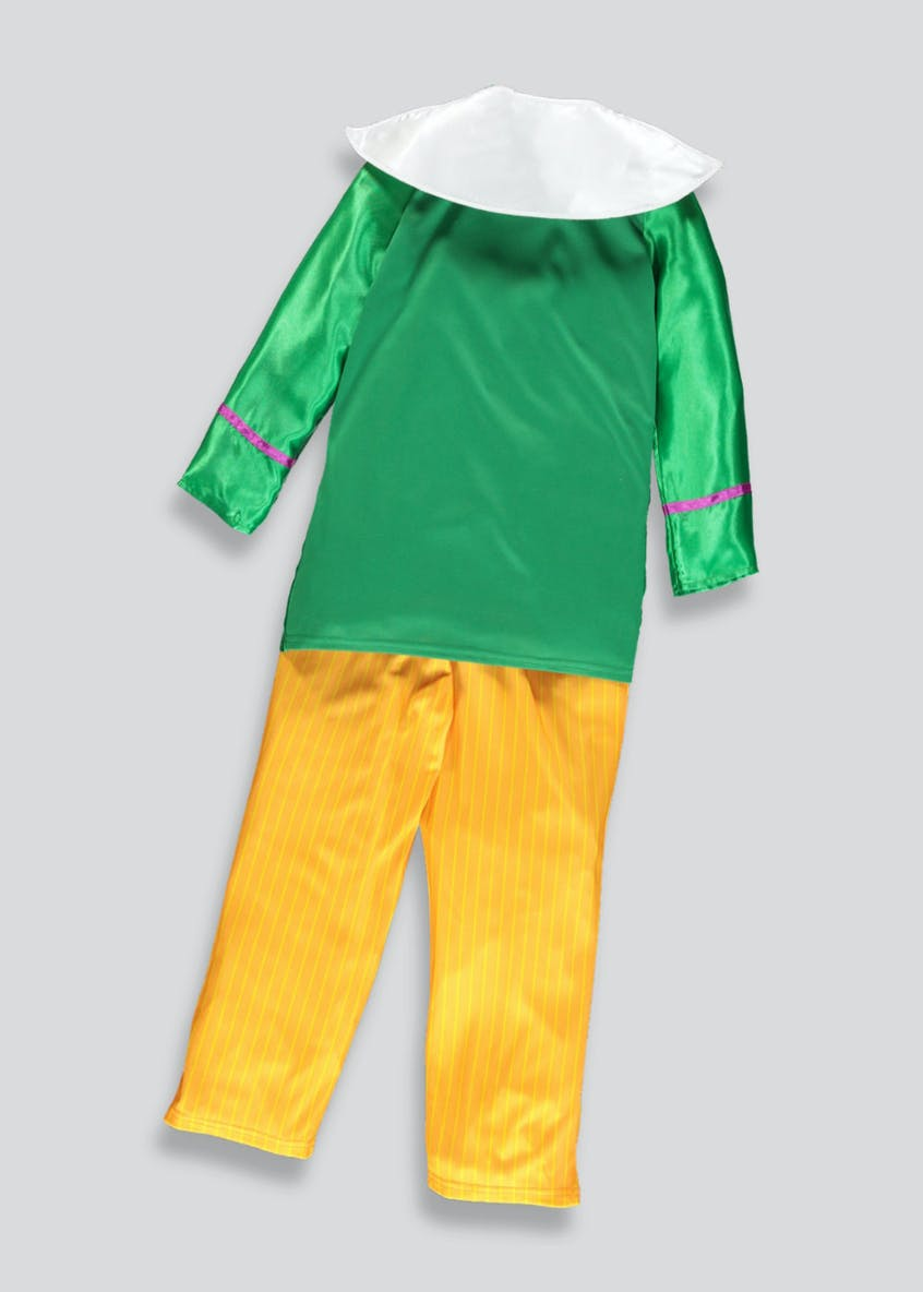 Kids Disney Mad Hatter Fancy Dress Costume (3-8yrs)