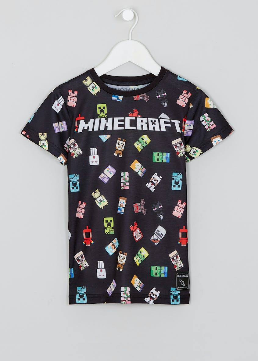 Kids Minecraft T-Shirt (5-12yrs)