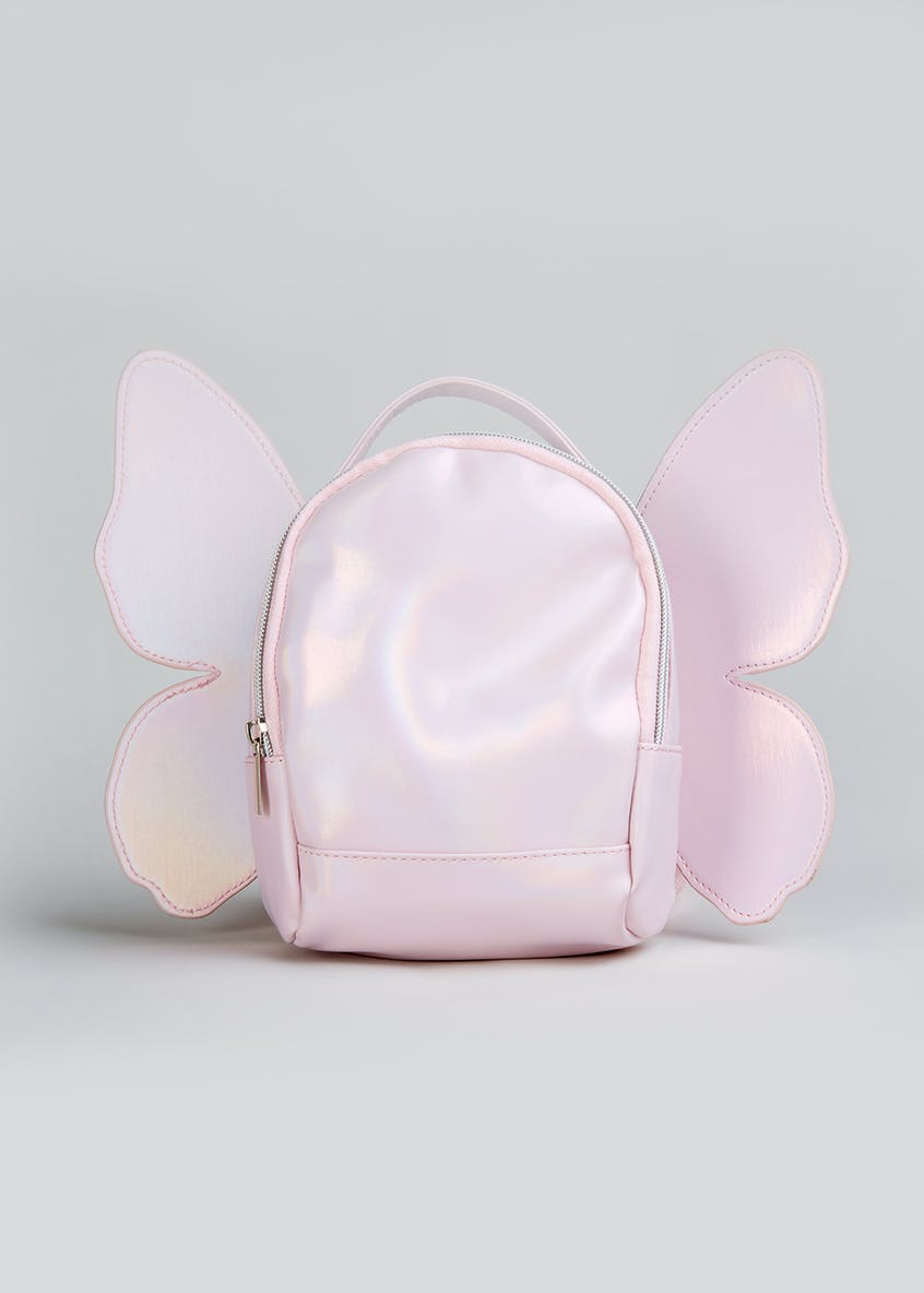 Kids Butterfly Wings Backpack