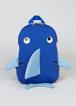 Kids 3D Shark Backpack