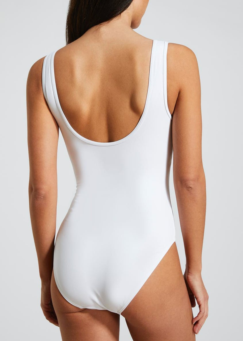 Bride Slogan Swimsuit