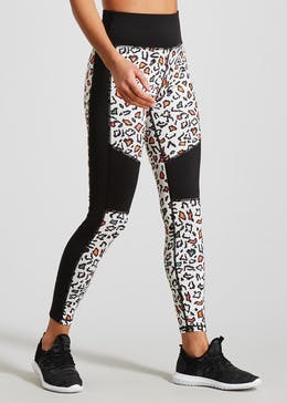 Souluxe Leopard Gym Leggings