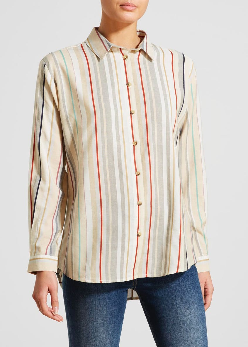 Multi Stripe Shirt
