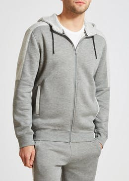 US Athletic Panel Hoodie