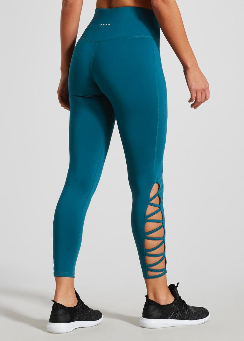 Souluxe Lattice Twist Gym Leggings