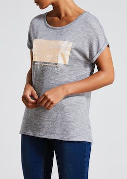 Be Yourself Slogan T-Shirt