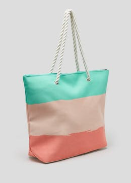 Stripe Beach Bag fe261122f2ecb