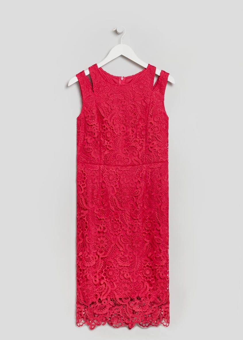 FWM Lace Shift Dress