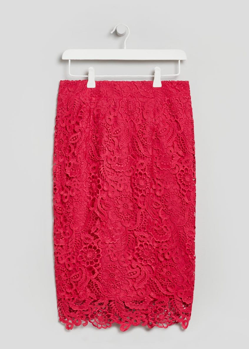 FWM Lace Pencil Skirt