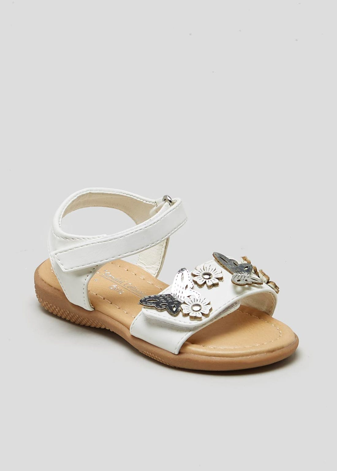 Girls Butterfly Flower Sandals (Younger 4-9)