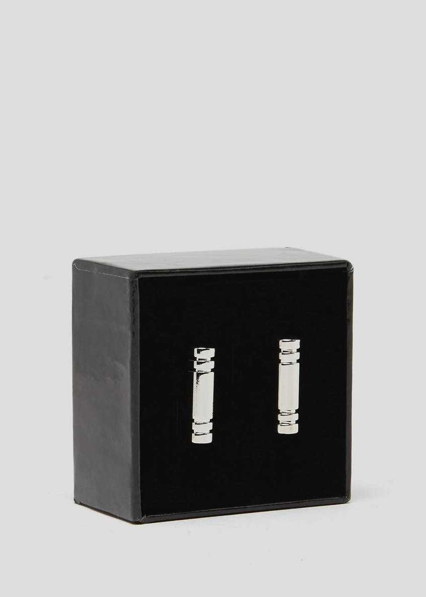 Taylor & Wright Rectangular Cufflinks
