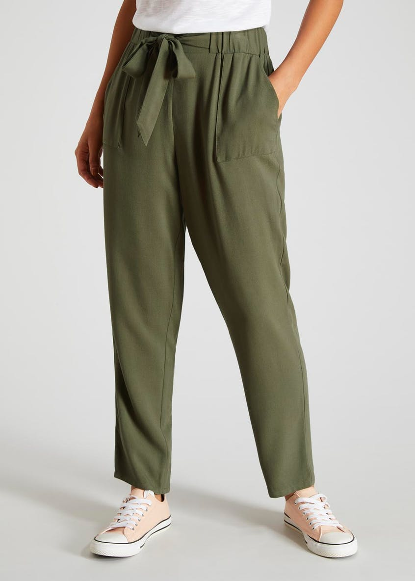 Utility Pocket Tapered Trousers