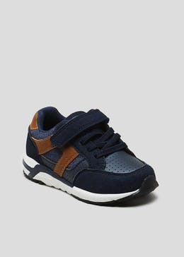 Kids Retro Trainers (Younger 4-12)