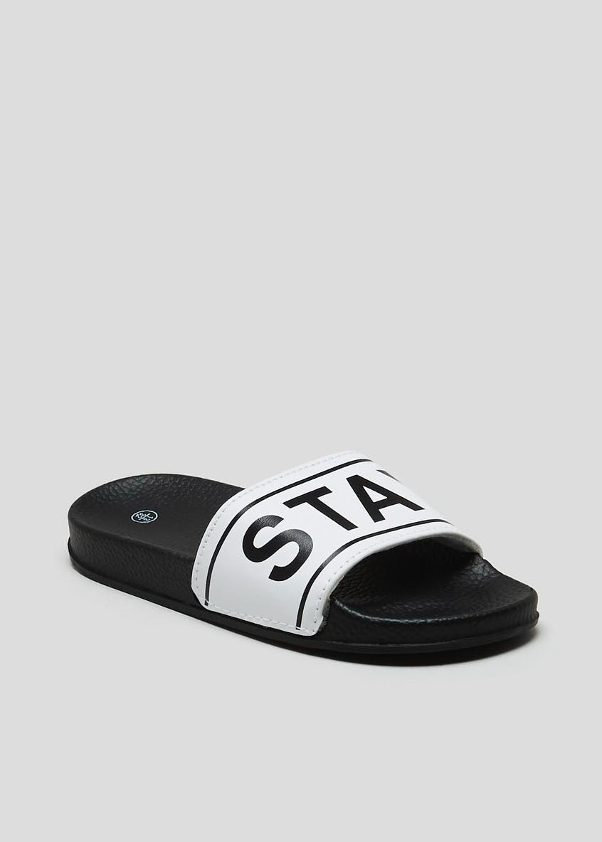 Kids Stay Cool Sliders (Younger 10-Older 5)