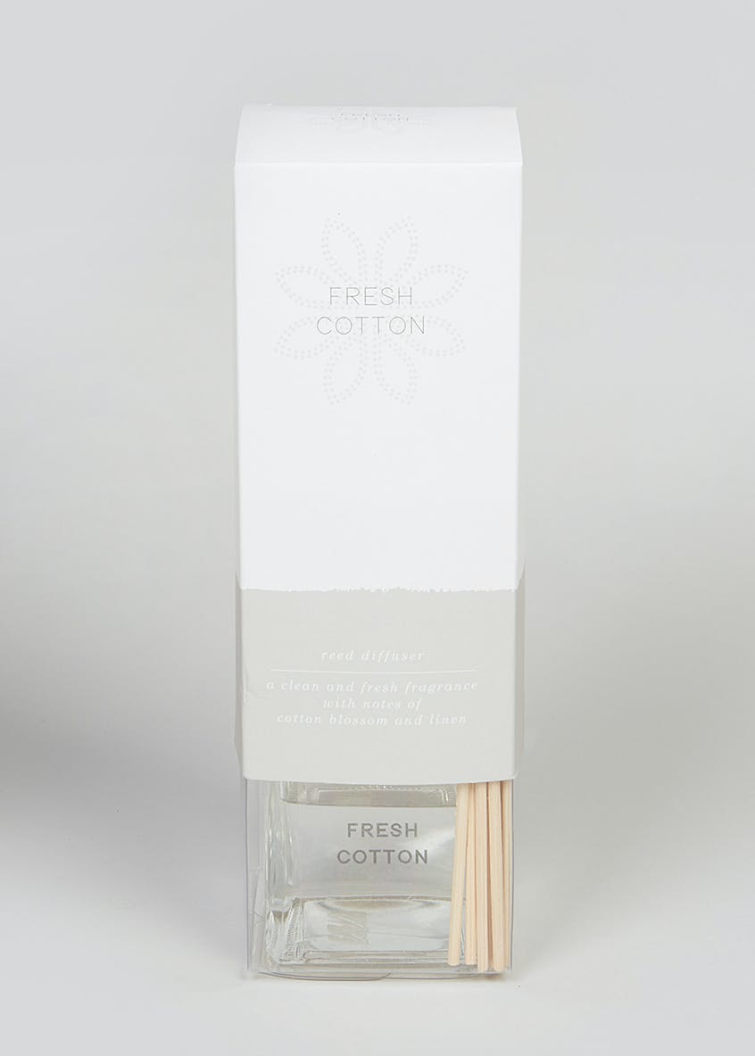 Fresh Cotton Fragrance Diffuser (9cm x 6cm x 6cm)