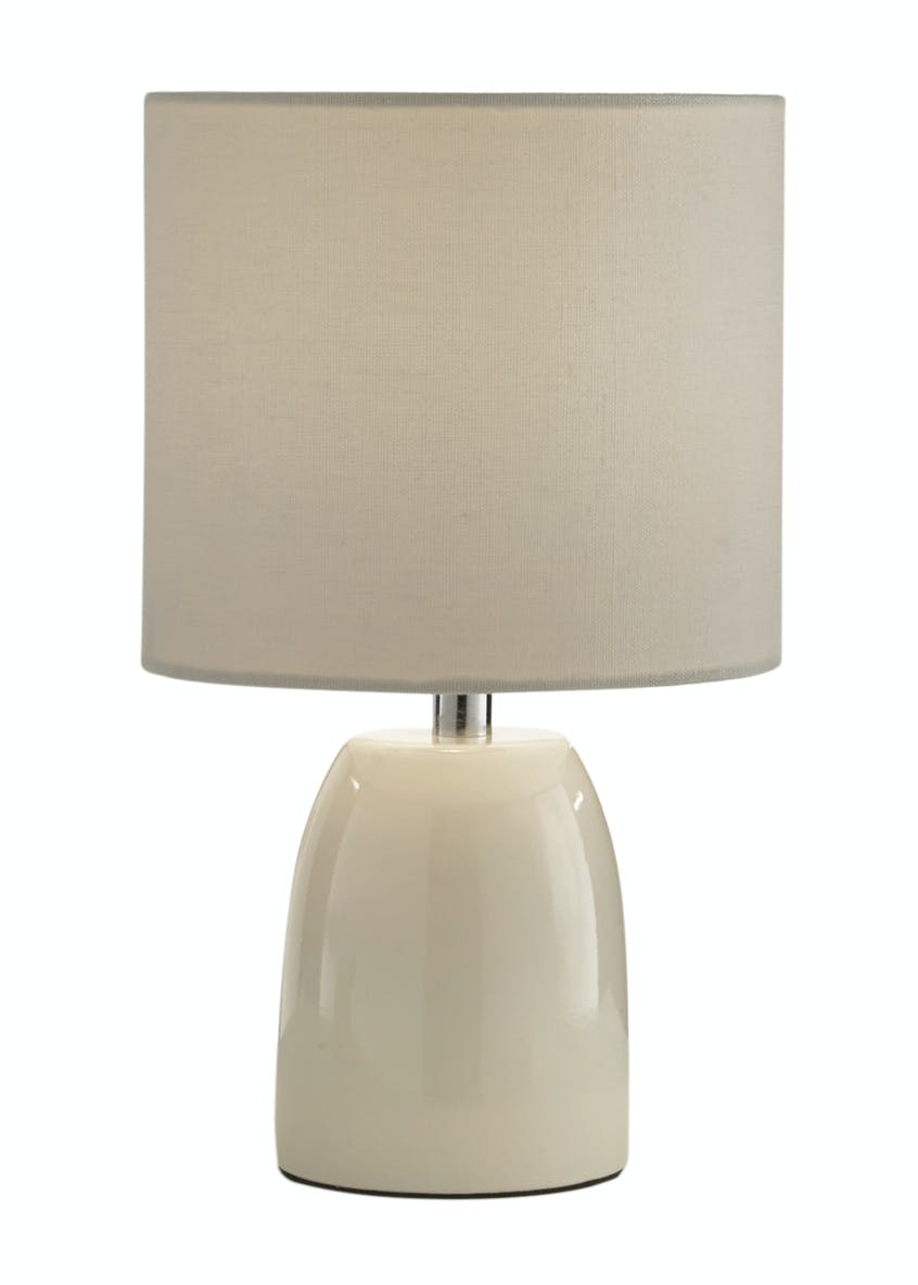 Ceramic Table Lamp (H28.5 x W16.5cm)
