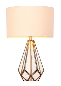 Ava Glass Table Lamp