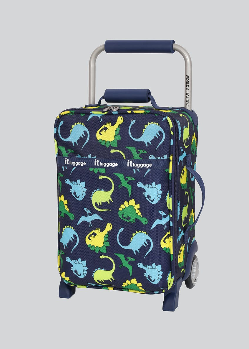 IT Luggage Dinosaur Suitcase