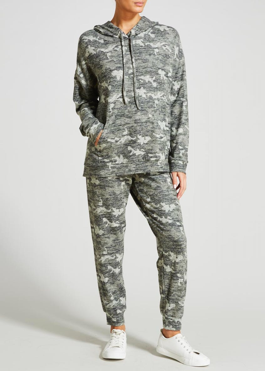 Soft Touch Camo Hoodie