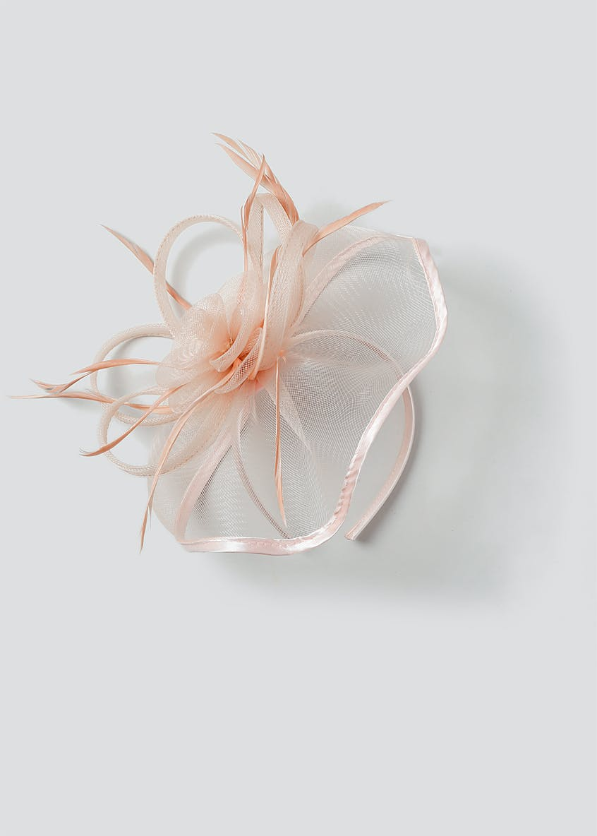 Mega Rose Loop Fascinator