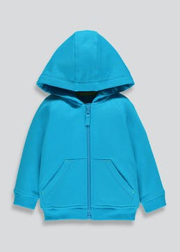 Boys Zip Through Hoodie (9mths-6yrs)