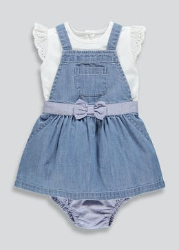 a2ea6d96794 Baby Girl Dresses, Skirts & Playsuits - Baby Clothes – Matalan