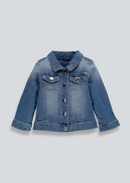 Girls Denim Jacket (9mths-6yrs)