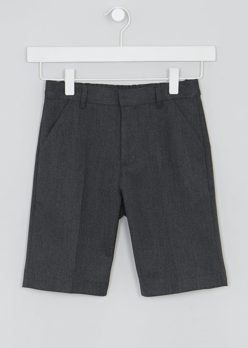 Boys Classic School Shorts (3-13yrs)