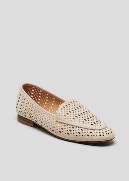 Laser Cut Loafers
