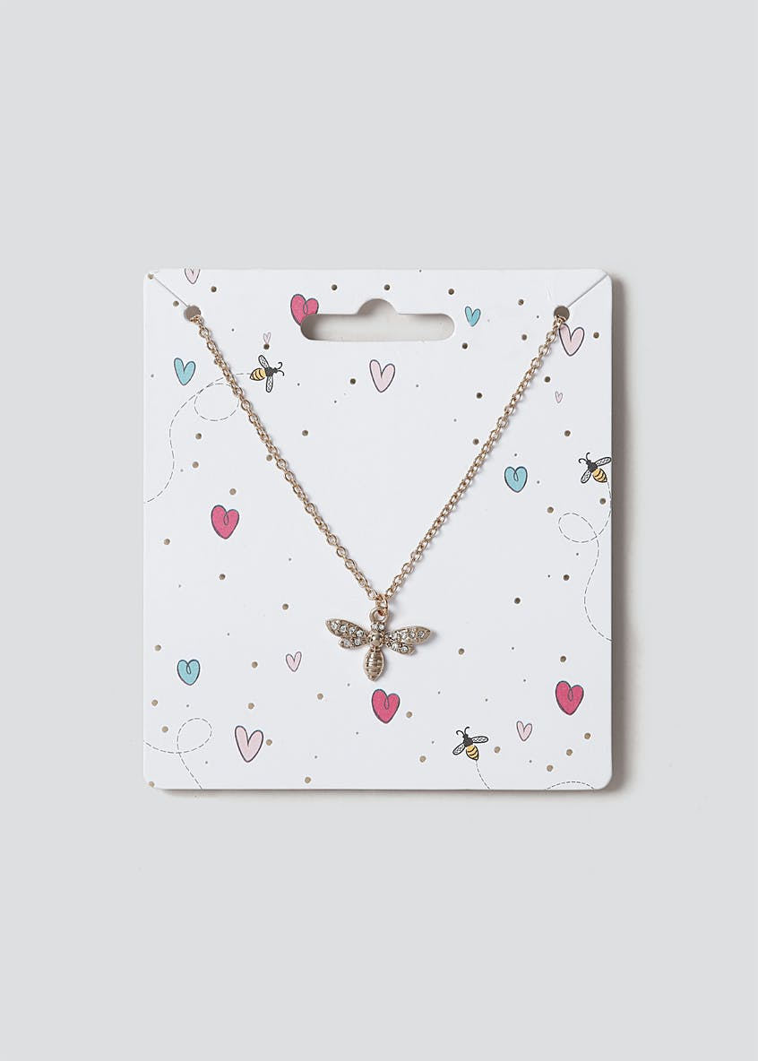 Gift Bee Ditsy Necklace