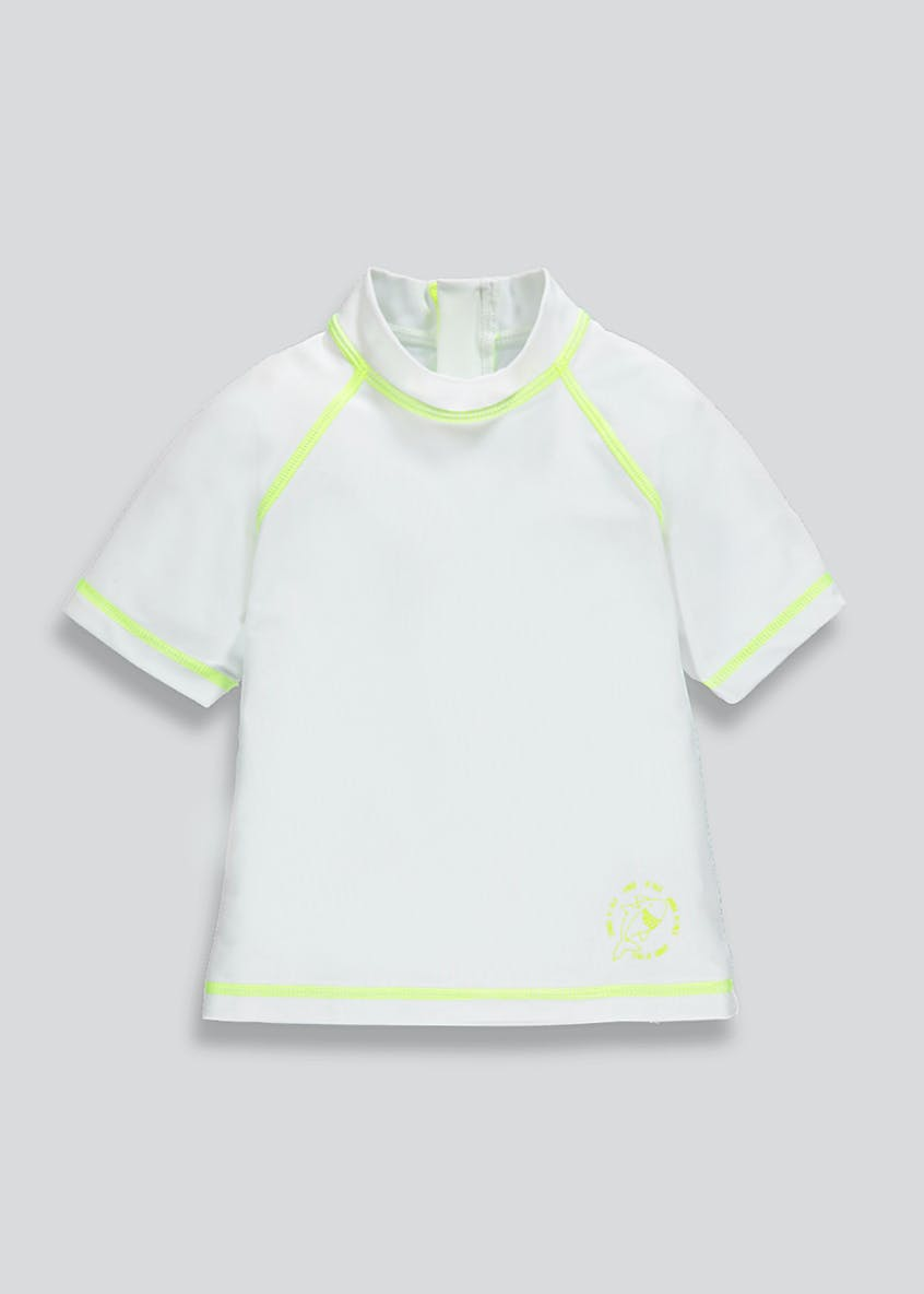 Kids Swimming Rash Vest (6mths-4yrs)