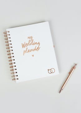 Wedding Planner & Pen (A5)