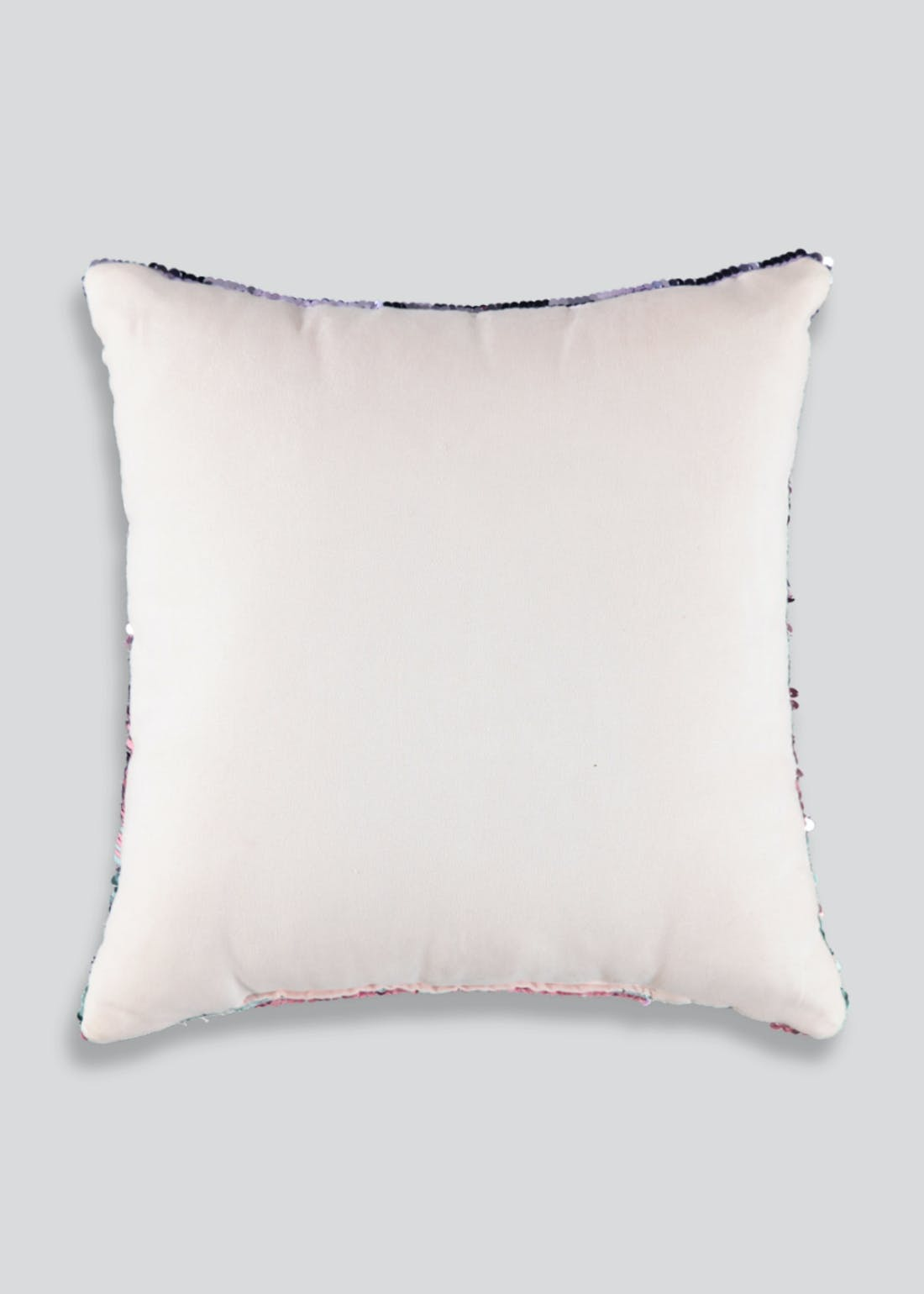 Two Tone Ombre Sequin Cushion (35cm x 35cm)