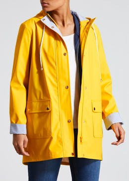 08ba349d5fcb3 Hooded Rain Mac