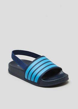 Kids Stripe Sliders (Younger 4-12)