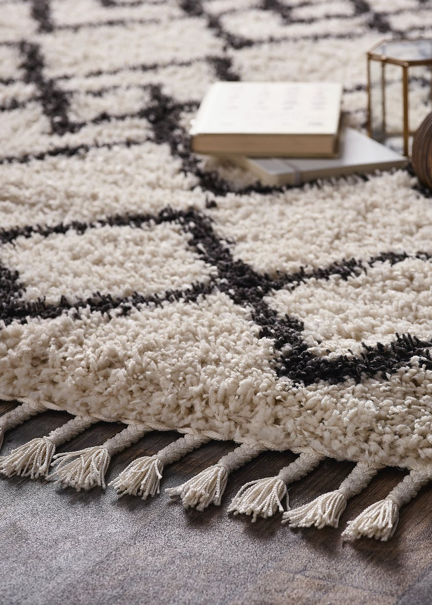Berber Diamond Rug