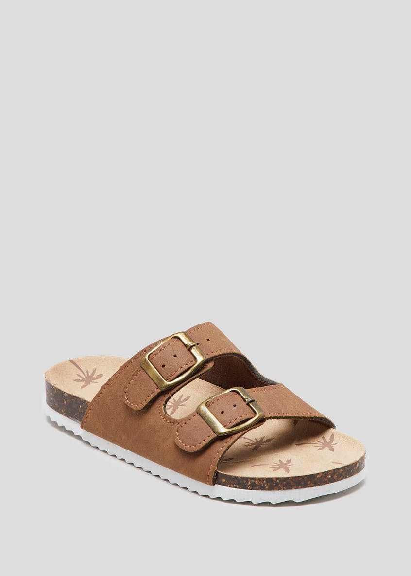 Kids Footbed Sandals (Younger 10-Older 6)