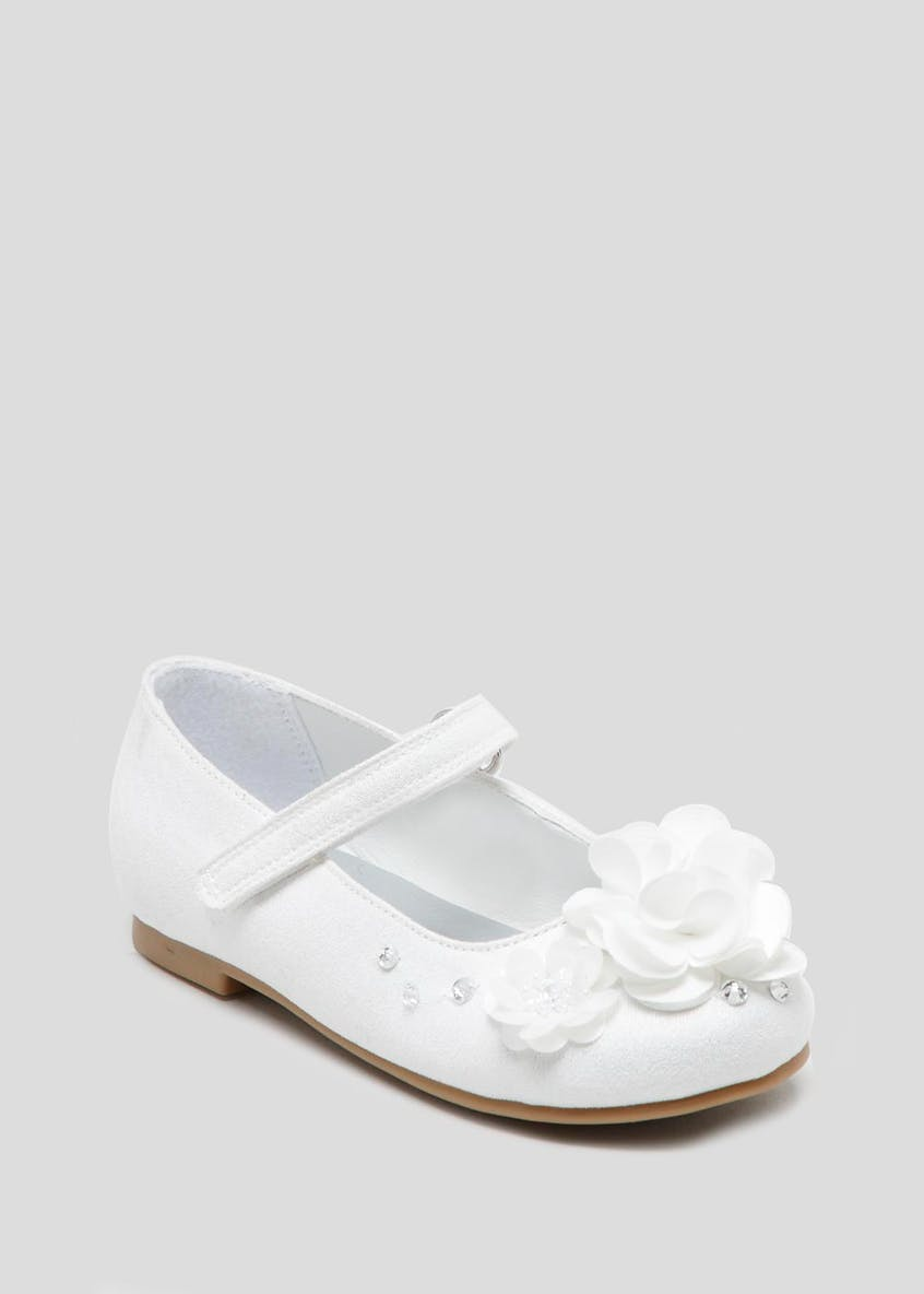 Girls Occasion Ballet Shoes (Younger 4-9)