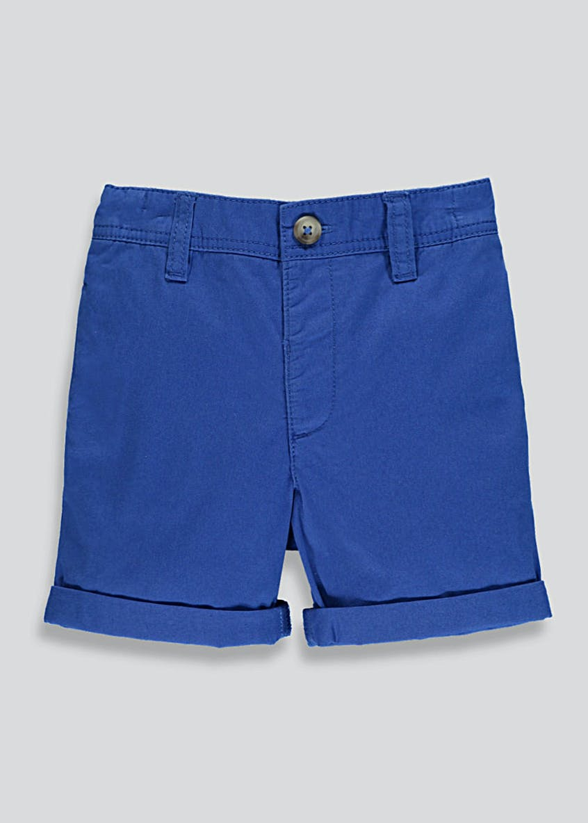 Boys Chino Shorts (9mths-6yrs)