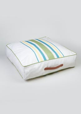 Stripe Floor Cushion (59cm x 59cm)
