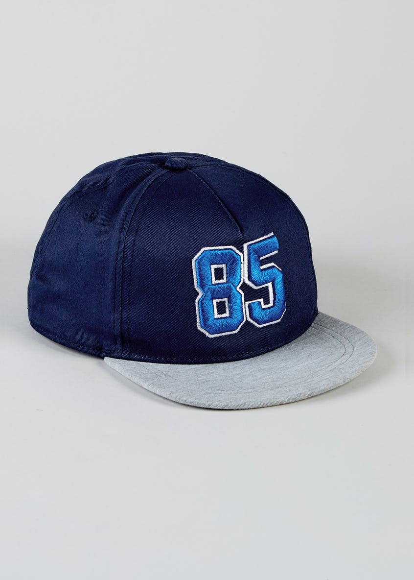 Kids Embroidered Cap (3-13yrs)