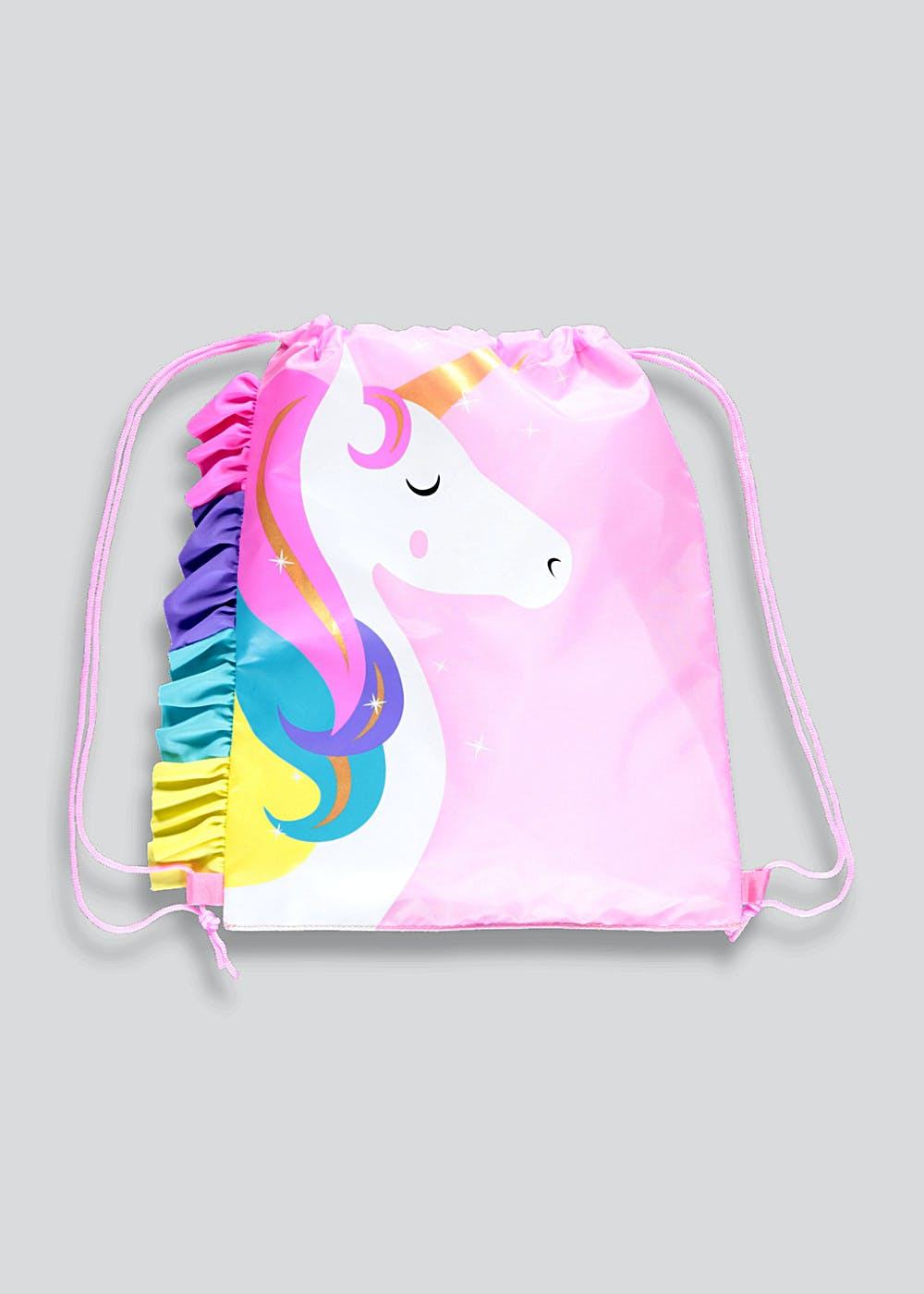 2ad781cb407e6 Kids Unicorn Swim Bag – Pink – Matalan