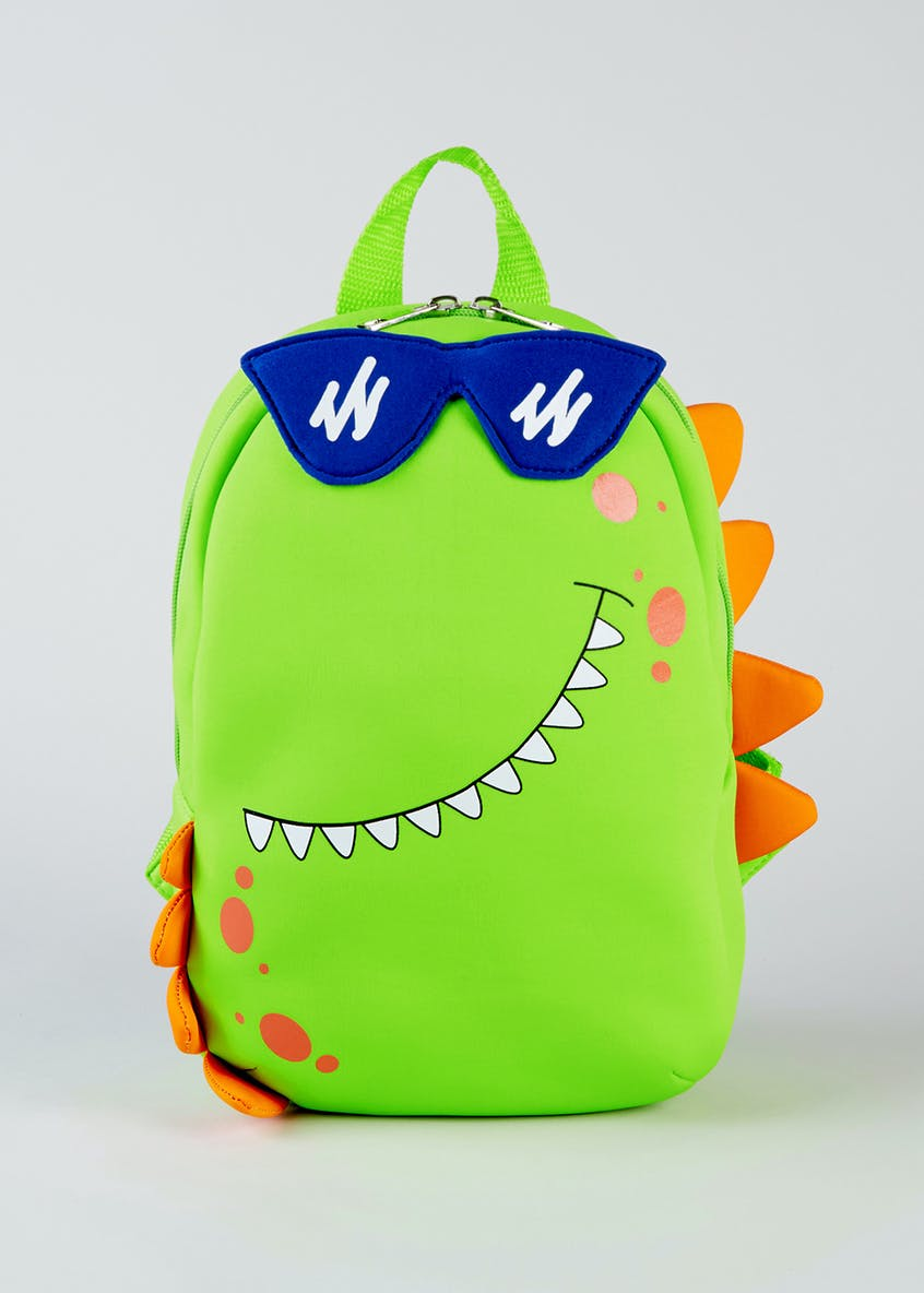 Kids 3D Crocodile Backpack