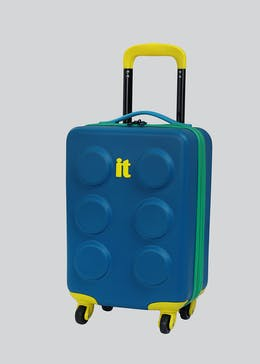 IT Luggage Kids Block Suitcase