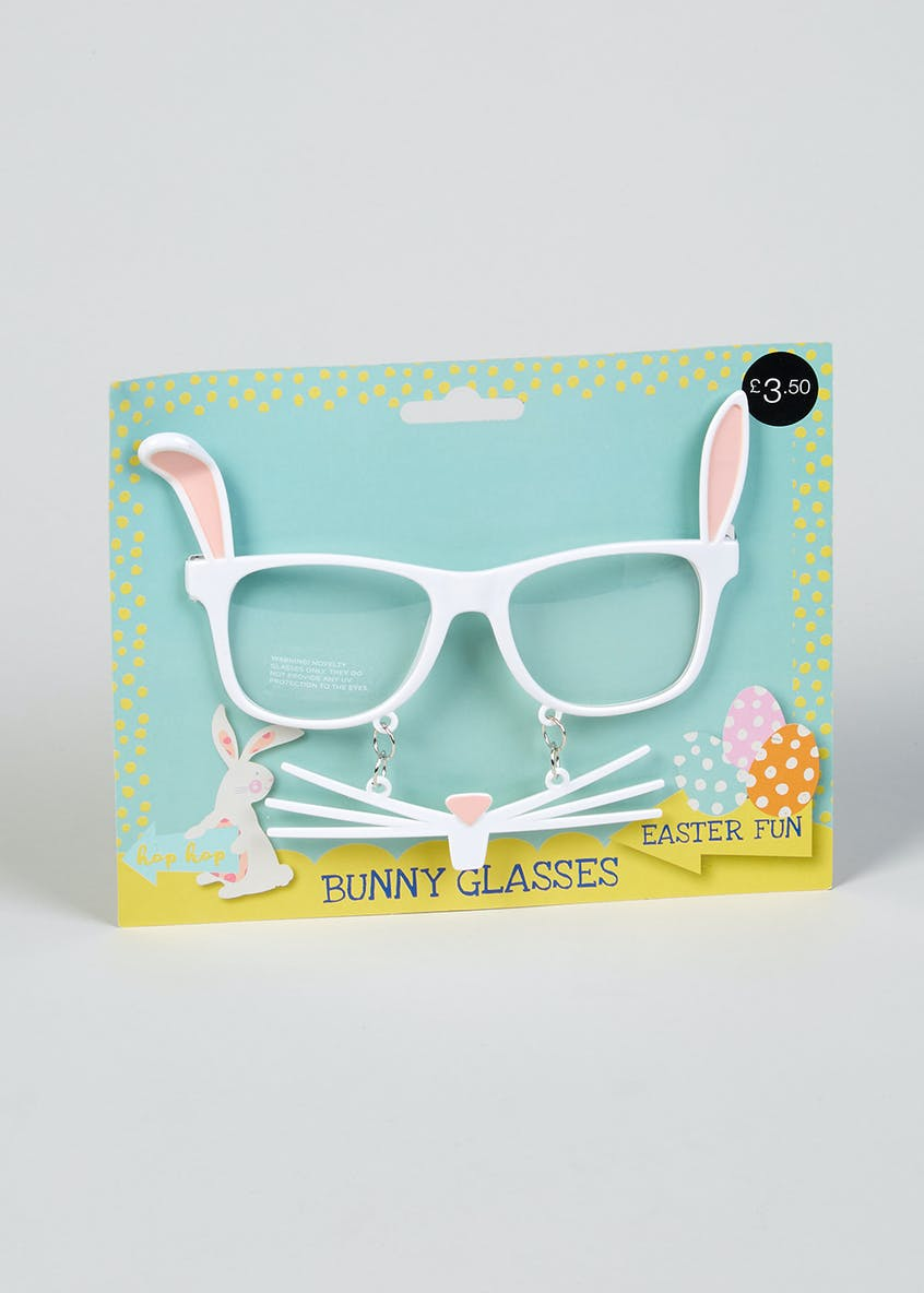 Easter Bunny Novelty Glasses