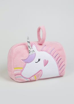 Kids Unicorn Travel Blanket