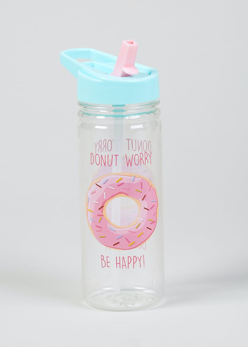 Donut Water Bottle (19cm x 7cm)