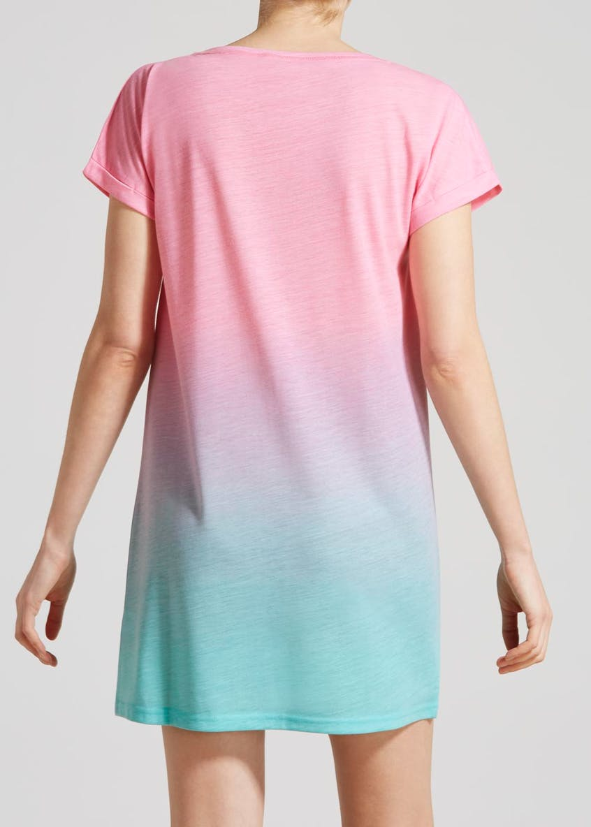 Mermaid Ombre Nightie