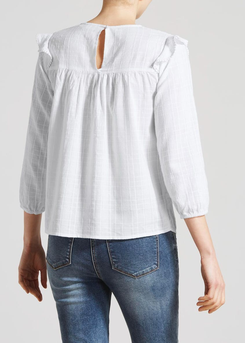 Schiffley Blouse